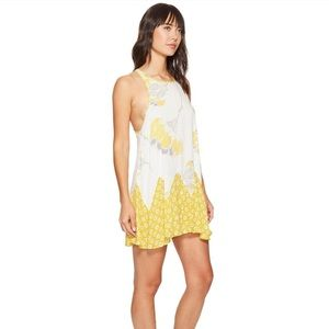 Free people someone like you slip dress